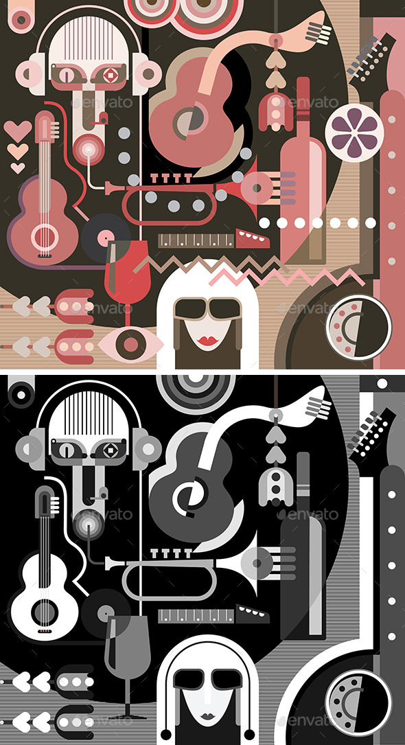 GraphicRiver Abstract Art 9431004