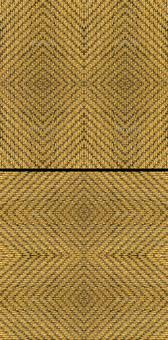2 Geometric Fabric Tile Able Textures - 3DOcean Item for Sale