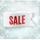 Winter Sale Background - GraphicRiver Item for Sale