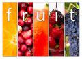 Fruit Composite Fresh Raw Food Cranberries Grapes Strawberries  - PhotoDune Item for Sale