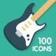 Ballicons Vol.2 — 100 Animated Icons