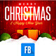 Christmas Holiday Facebook Cover Photos - GraphicRiver Item for Sale