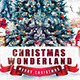Christmas Wonderland Flyer - GraphicRiver Item for Sale