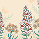Background with Wildflowers and Butterflies - GraphicRiver Item for Sale