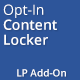 Opt-In Content Locker - Layered Popups Add-On