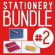 Complete Stationery Mock-up Bundle (set 2) - GraphicRiver Item for Sale