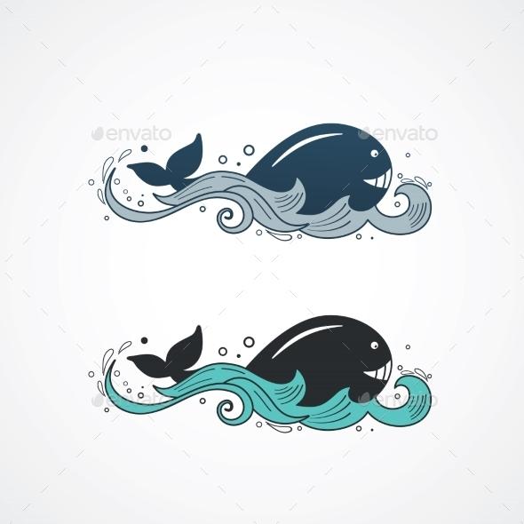 GraphicRiver Whale 9434082