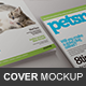 Magazine Cover Mockup - GraphicRiver Item for Sale