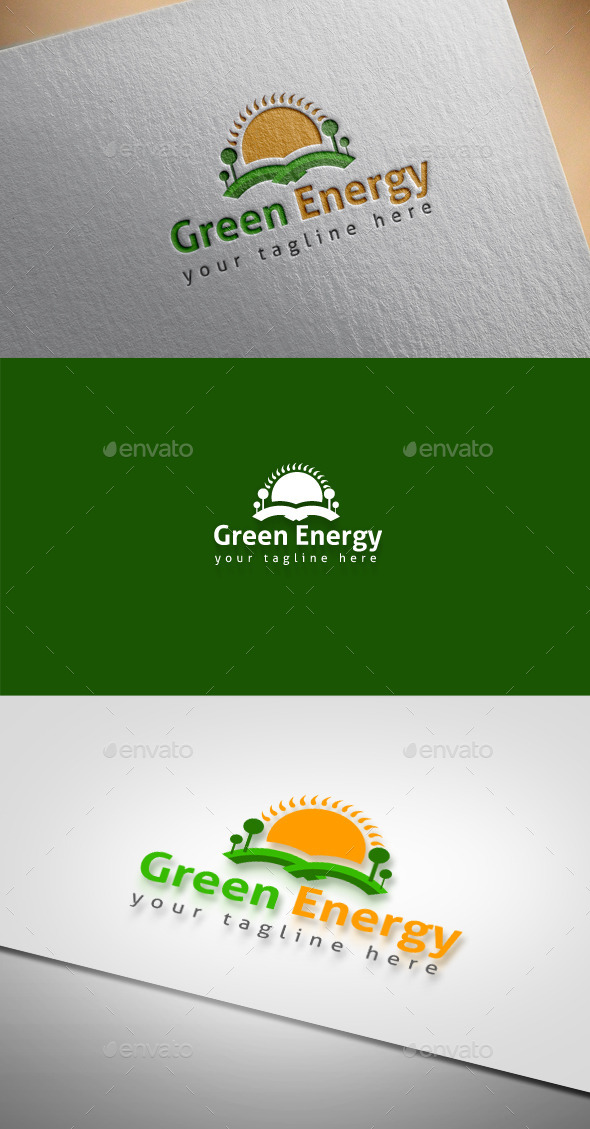 GraphicRiver Green Energy 9434382