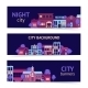 City Banner Horizontal - GraphicRiver Item for Sale