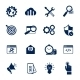 Seo Internet Marketing Symbols - GraphicRiver Item for Sale