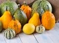 Pumpkins. - PhotoDune Item for Sale