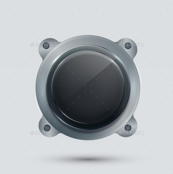 GraphicRiver Modern Speaker 9435976