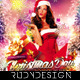 Sexy Christmas Day Party Flyer - GraphicRiver Item for Sale