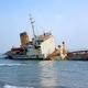Shipwrecked Diesel Tanker - PhotoDune Item for Sale