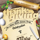 Thanks Giving Party Flyer Template - GraphicRiver Item for Sale