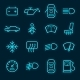 Car Dashboard Icons - GraphicRiver Item for Sale