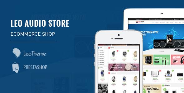 Image of Leo Audio-Responsive Multipurpose PrestaShop Theme