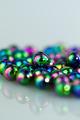 Blue Beads Background III - PhotoDune Item for Sale
