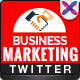 Business & Marketing Twitter Header - GraphicRiver Item for Sale