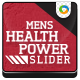 Health & Fitness Slider - GraphicRiver Item for Sale