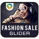 Fashion Sale Slider - GraphicRiver Item for Sale
