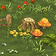 Low poly plants pack