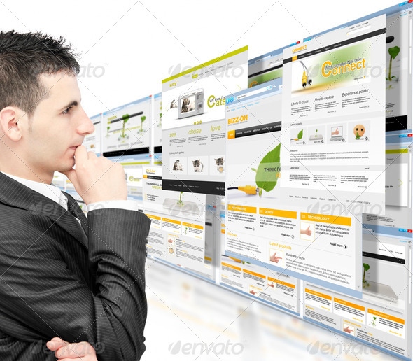 Online business - Stock Photo - Images