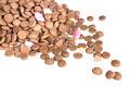 Pile of ginger nuts, Dutch sweets at 5 december Sinterklaas - PhotoDune Item for Sale