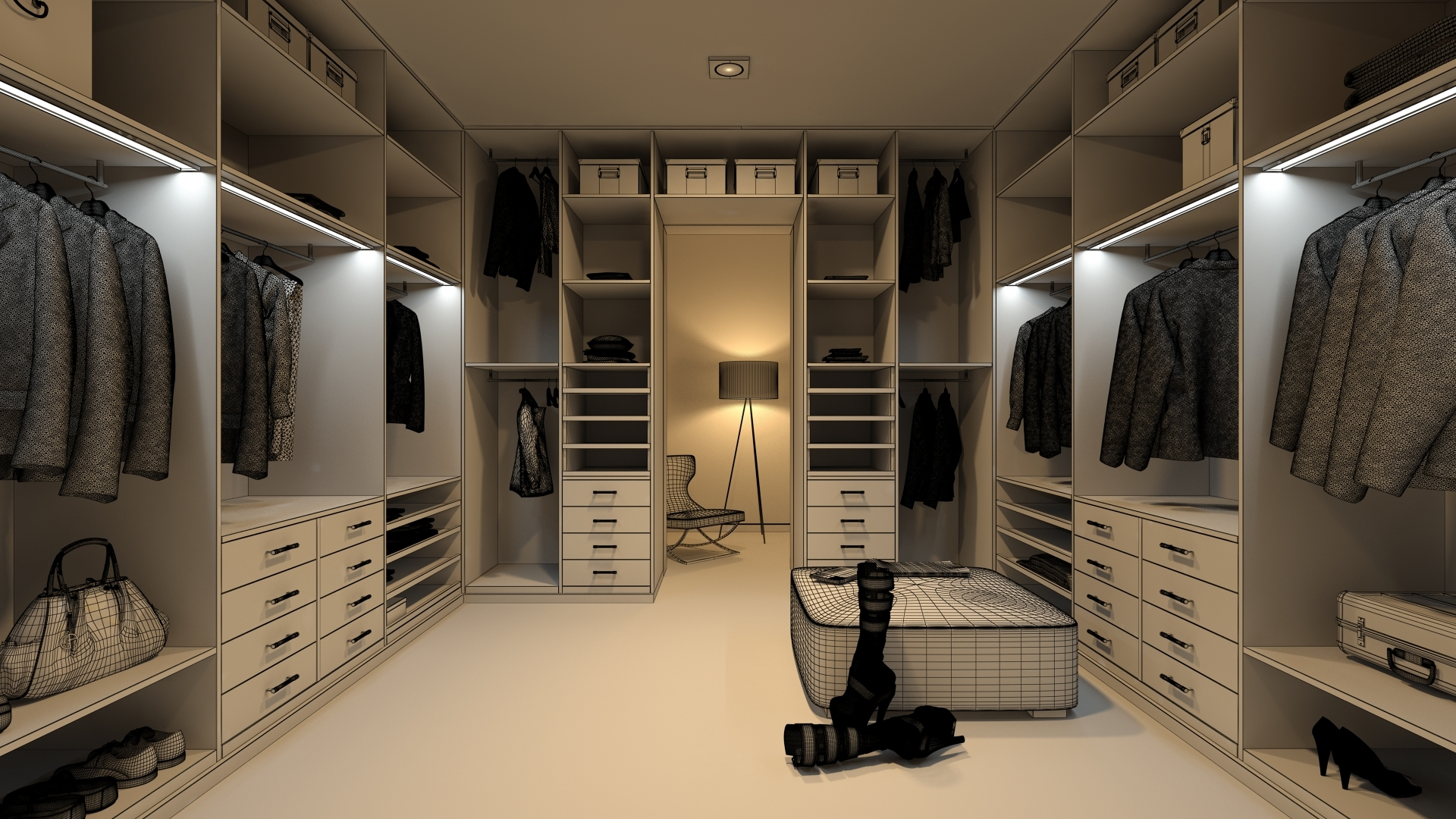 Dressing Room 0340 By Themerex 3docean