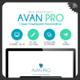 Avan Pro - Powerpoint Presentation - GraphicRiver Item for Sale