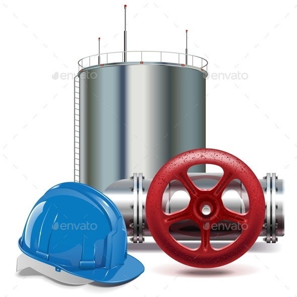 GraphicRiver Oil Industry 9438932