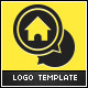 Home Talk Logo Template - GraphicRiver Item for Sale