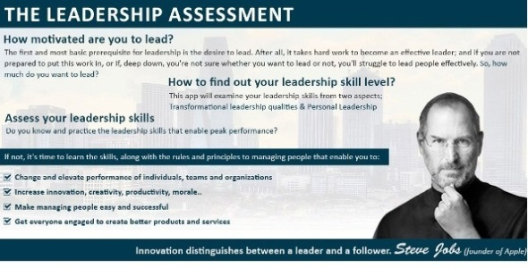 CodeCanyon Leadership Skill Test App With Adsense 9355454