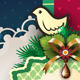 Ticket Bird for Christmas - GraphicRiver Item for Sale