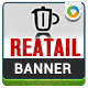 E-Commerce & Retail Banners - GraphicRiver Item for Sale
