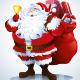 Santa Laughing