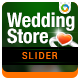Wedding Store Slider - GraphicRiver Item for Sale