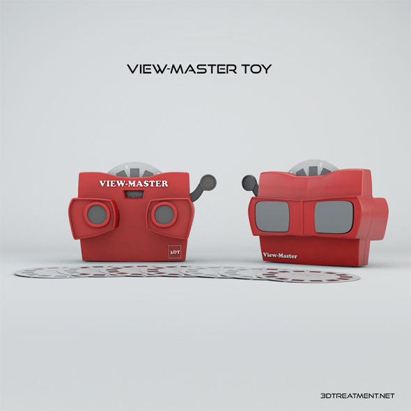 Viewmaster - 3DOcean Item for Sale