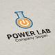 Power Lab Logo - GraphicRiver Item for Sale