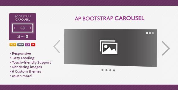 CodeCanyon AP Bootstrap Carousel Joomla Module 9372646