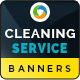 Cleaning Company Banners - GraphicRiver Item for Sale
