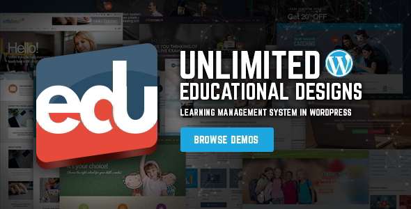 ThemeForest EduLMS WP Learning Management System Theme 9443786