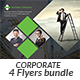 Corporate Business Flyers Bundle Print Templates - GraphicRiver Item for Sale