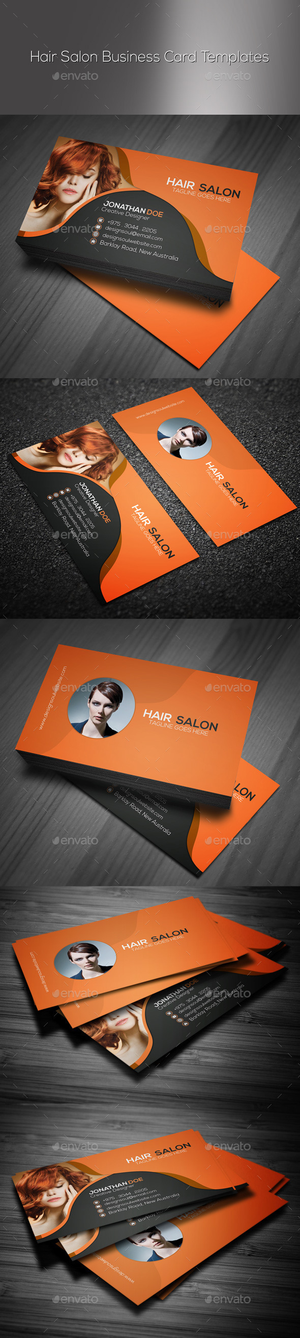 Hair Stylist Business Cards Horetskatk - Hair stylist business card template
