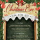 Christmas Menu Flyer Template - GraphicRiver Item for Sale