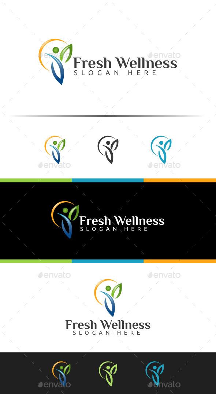 GraphicRiver Fresh Wellness 9406292