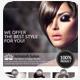 A4 Beauty Salon Flyer Bundle - GraphicRiver Item for Sale
