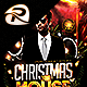 Christmas Dance House | Flyer Template PSD - GraphicRiver Item for Sale