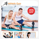 A4 Body Fitness Flyer Bundle - GraphicRiver Item for Sale